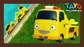 Tow truck TOTO l What does tow truck do? l Tayo Job Adventure S2 l Tayo the Little Bus