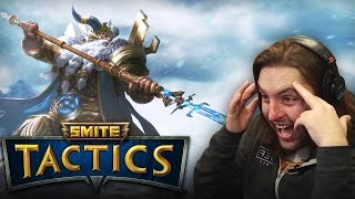 GETTING WRECKED IN SMITE TACTICS