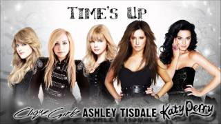 Time's Up - Ashley Tisdale, Katy Perry & the Clique Girlz