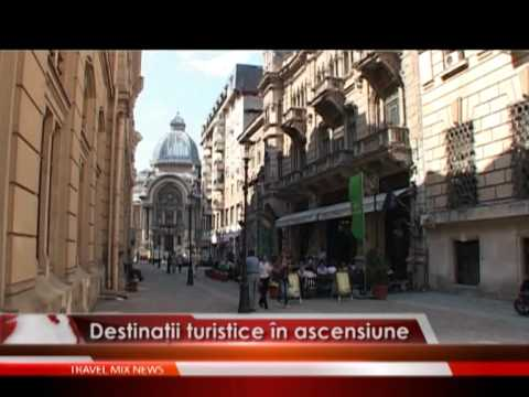 Destinatii turistice in ascensiune