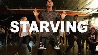 """STARVING"" - Hailee Steinfeld ft Zedd Dance   @MattSteffanina Choreography"
