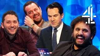 Download Video Jimmy Carr's SAVAGE Joke For Nish Kumar | Insults Pt. 7 | 8 Out of 10 Cats Does Countdown MP3 3GP MP4