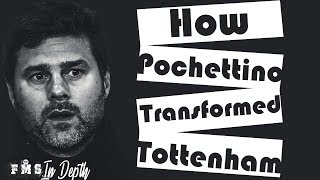 How Mauricio Pochettino Transformed Tottenham | Spurs Champions League 2018/19 | Pochettino Tactics