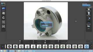 360 Auto Part Photography (turntable, Software & Lighting)