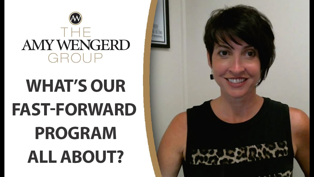 What to Know About Our Fast-Forward Program