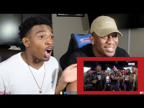 Hitman Holla & Timothy DeLaGhetto Freestyle | Wild 'N Out- REACTION