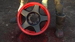 Скандальные диски своими руками за 700 рублей.
