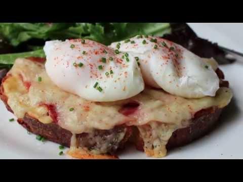 Monte Cristo Benedict – Brunch Recipe!