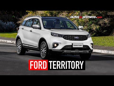 Ford Territory 🔥 de China para el mundo 🔥 Lanzamiento