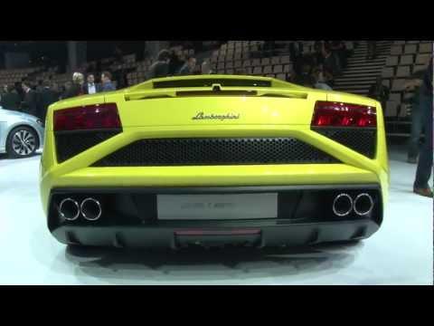 Lamborghini Gallardo LP560-4 - Paris Motor Show 2012 - XCAR