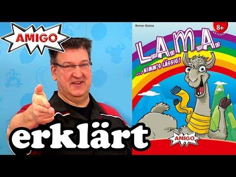 AMIGO erklärt ,LAMA'