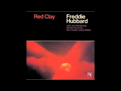 freddie hubbard red clay complete