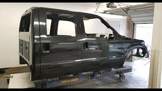 Rebuilding 2013 Ford F350 from Copart prt 12