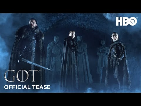 Game of Thrones | Season 8 | Official Tease: Crypts of Winterfell (HBO)