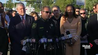 Florida police share new details of what happened before and after school shooting