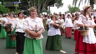 Madeira Wein Ethnographische Parade 2016