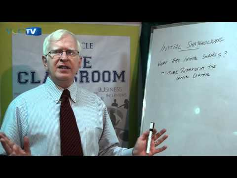 The Classroom Show - Episode 3 - Basic facts about shares/stocks you need to know