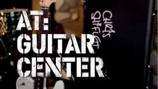 Chris Shiflett At: Guitar Center