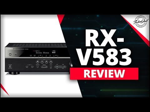 Yamaha RX-V583 Review | Best Budget A/V Receiver 2018?