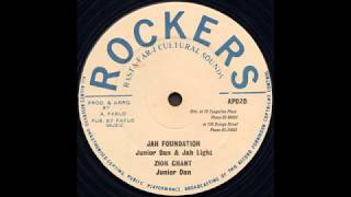 Junior Dan & Jah Light - Jah Foundation
