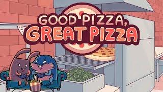 """Good Pizza """"Вкуснейшая пицца"""" с Леммингом и Банзайцем"""