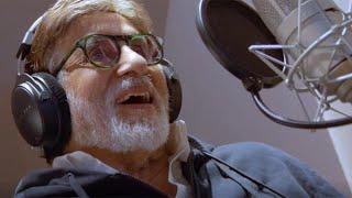 """Alexa, introduce me to Amitabh Bachchan"""