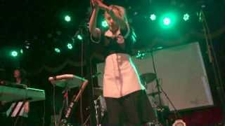 Cibo Matto - Beef Jerky at Brooklyn Bowl 3/8/14