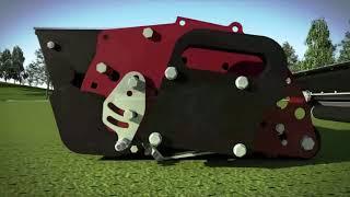Maredo GT410 VibeSpike-Seeder