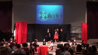 Cathedral Christian Center Youth Dance - IN THE WORDS (OF SATAN)
