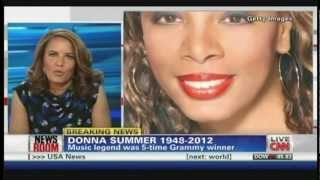Donna Summer Queen of Disco dies at 63 (May 17, 2012)