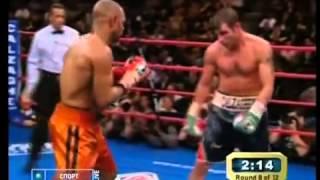 Joe Calzaghe vs Roy Jones Jr / Джо Кальзаге - Рой Джонс мл