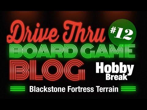 Warhammer Quest: Blackstone Fortress Terrain