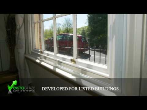 Sound Proofing - Extraglaze Secondary Glazing