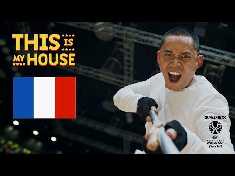 On n'en fait jamais trop pour les Bleus | This is My House | FIBA Basketball World Cup 2019
