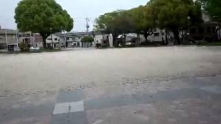山口県周南市青空公園