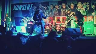 Lagu Kota Kehancuran, Konsert Di Kuala Selangor