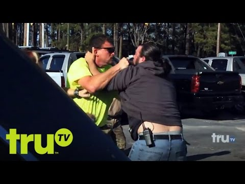 Lizard Lick Towing - Accidental Knockout