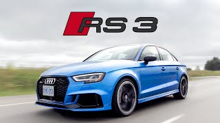 2018 Audi RS3 Review - The Best Hot Hatch... That Isn't a Hatch