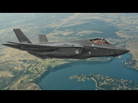 The F-35 Lands in the Netherlands