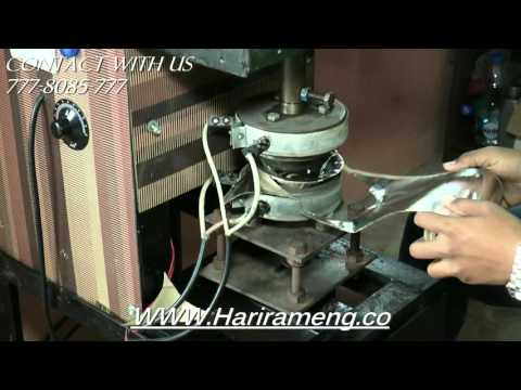 Semi Automatic Dona Making Machine With Single Die