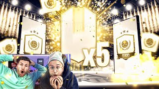 5x Garantierte ICON Sets 😱🔥BEST OF PRIME ICON Moments + OTW Event !! FIFA 19