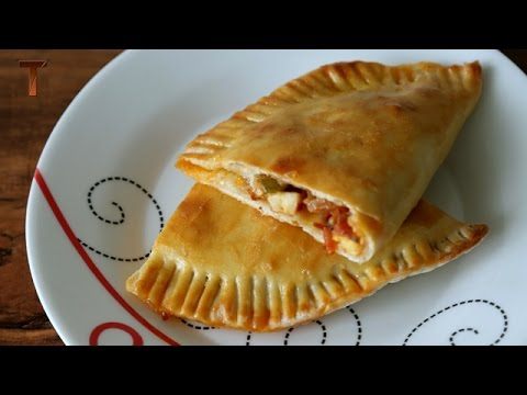 Calzone – Easy To Make Italian Recipe By Teamwork Food