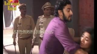 On Location Of TV Serial 'Gangaa' Part  1