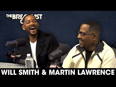Will Smith & Martin Lawrence Talk 'Bad Boys' Trilogy, Growth, Regrets + More