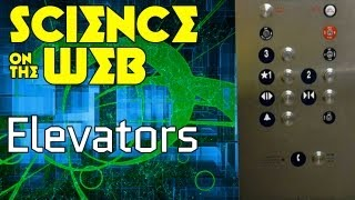 Creepy Elevator Girl - Science on the Web #5