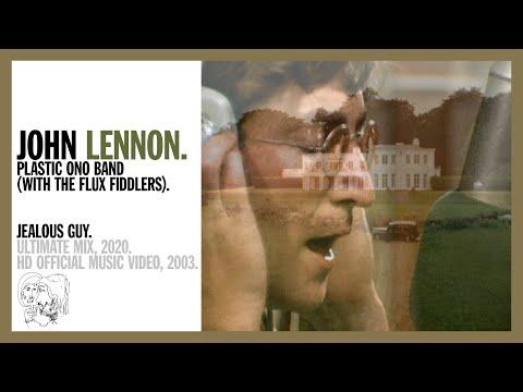JEALOUS GUY. (Ultimate Mix, 2020) - John Lennon and The Plastic Ono Ba