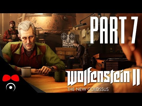 BLAZKOWICZOVA POPRAVA! | Wolfenstein 2: The New Colossus #7
