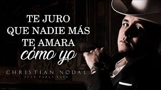Mi Eterno Amor Secreto (Audio) - Christian Nodal (Video)