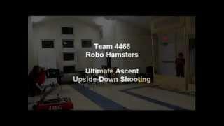 FRC 4466 - 2013 Shooting Upside-Downl