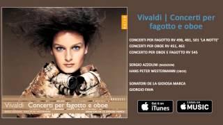 THE VIVALDI EDITION | 15 - Concerti Per Fagotto E Oboe